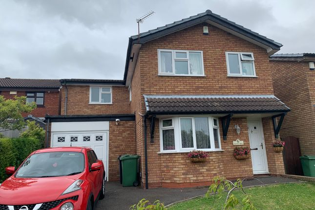 4 bed detached house to rent in Quincy Rise, Withymoor, Brierly Hill, West Midlands DY5