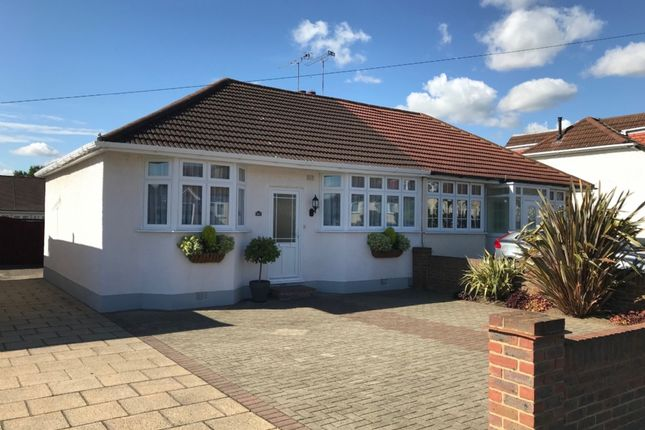 Thumbnail Bungalow for sale in Court Avenue, Romford