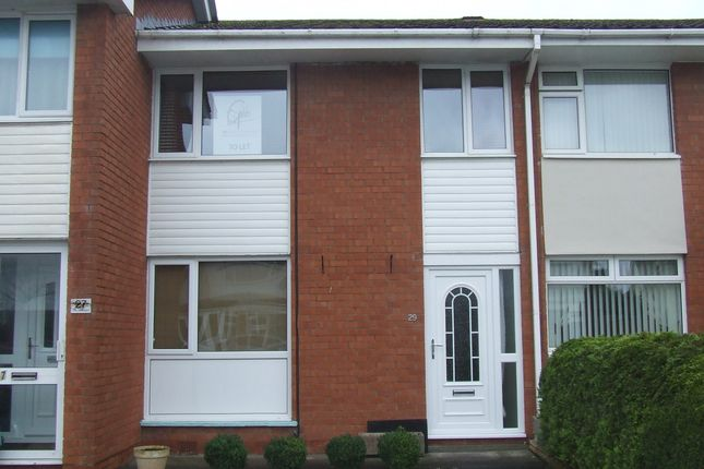 Thumbnail Terraced house to rent in Babbages, Bickington, Barnstaple