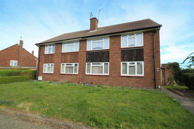 Thumbnail Flat for sale in Farm Way, Bushey WD23.