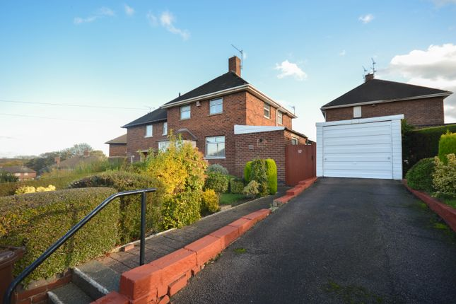 Thumbnail Semi-detached house to rent in Greenwood Crescent, Sheffield