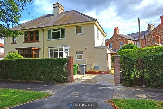 Thumbnail Semi-detached house to rent in Fifth Avenue, York