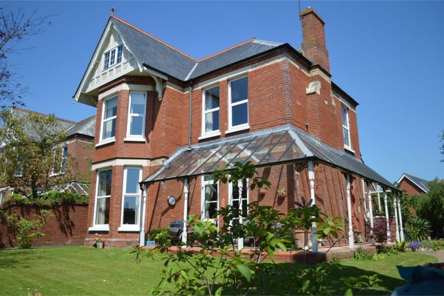 Thumbnail Detached house for sale in 164 Exeter Road, Exmouth, Devon