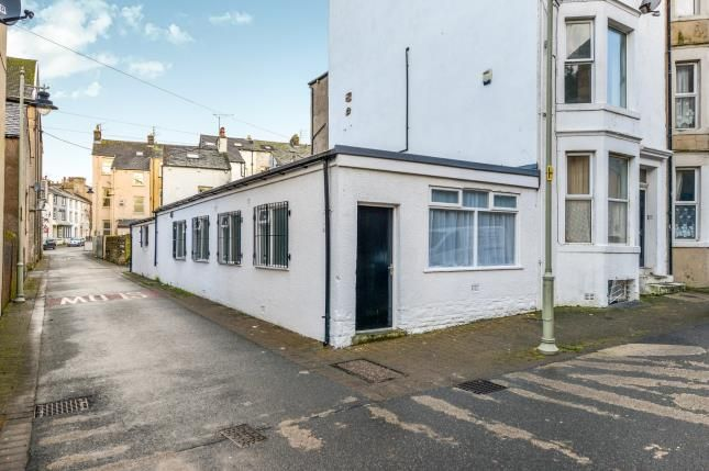 End terrace house for sale in Clarence Street, Morecambe, Lancashire, United Kingdom