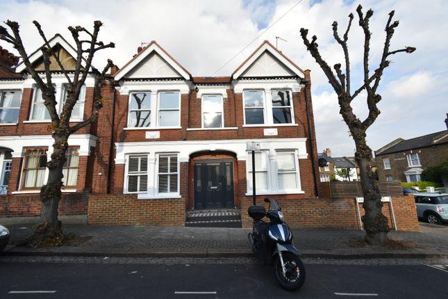 Thumbnail Flat to rent in Badminton Road, London
