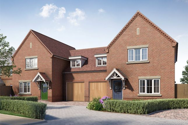 Thumbnail Semi-detached house for sale in Maddoxwood, Lavant Road, Chichester, West Sussex