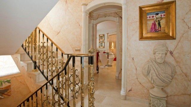 Hall Stairs of Spain, Málaga, Mijas