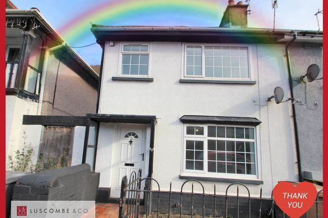 2 bed property to rent in Risca Road, Cross Keys, Newport NP11