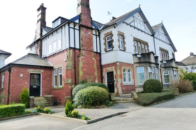 Thumbnail Flat for sale in Windsor Court, Clarence Drive, Harrogate