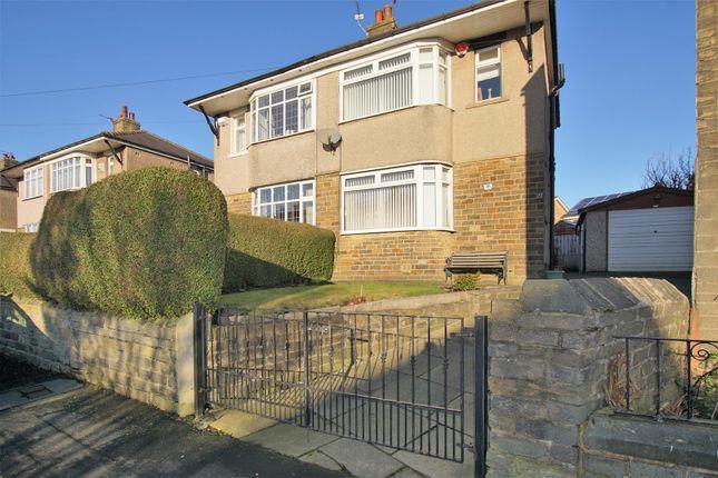 Front of Thorncroft Road, Bradford BD6
