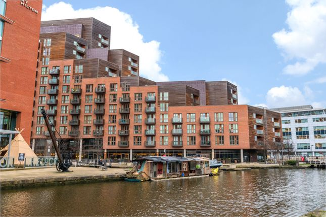 Thumbnail Flat to rent in Wharf Approach, Leeds