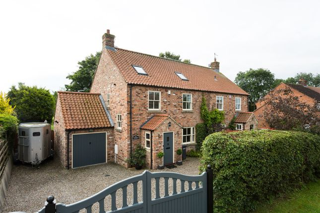 Thumbnail Semi-detached house for sale in The Green, Aldwark, Alne, York
