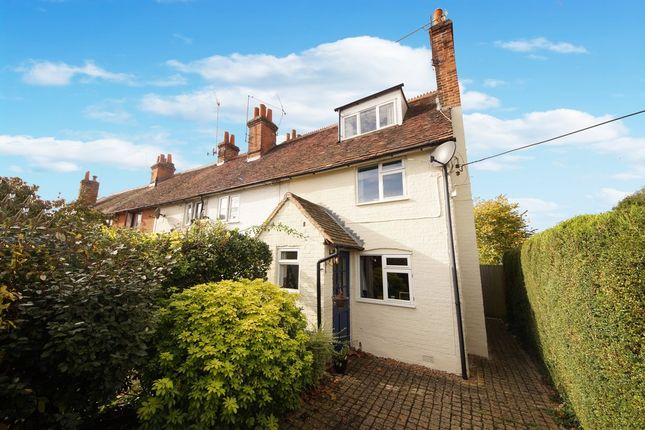 Thumbnail Terraced house for sale in Hook Road, North Warnborough, Hook