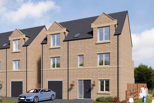 "Thumbnail Detached house for sale in ""The Salisbury"" at Harrogate Road, Apperley Bridge"