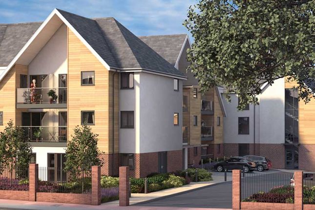 Thumbnail Flat for sale in Lansdown Road, Sidcup