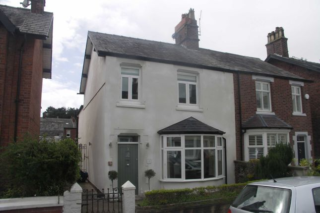 Thumbnail Semi-detached house to rent in Ashton Street, Lytham St. Annes