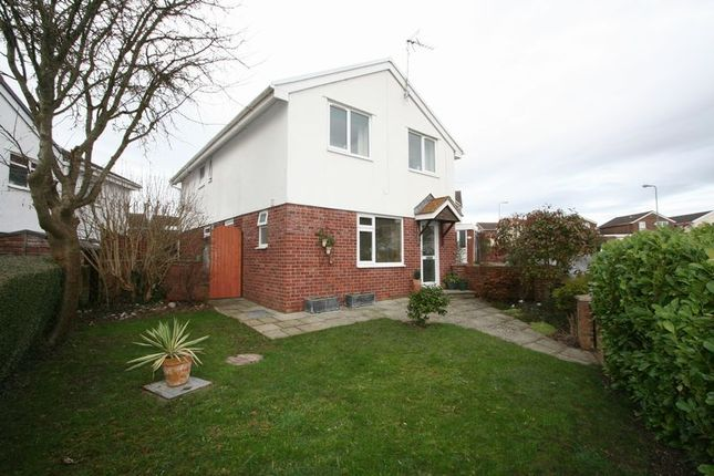 3 bed detached house for sale in Monmouth Way, Boverton, Llantwit Major