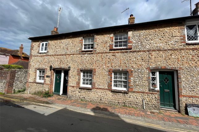 Thumbnail Terraced house for sale in Waterloo Square, Alfriston, Polegate