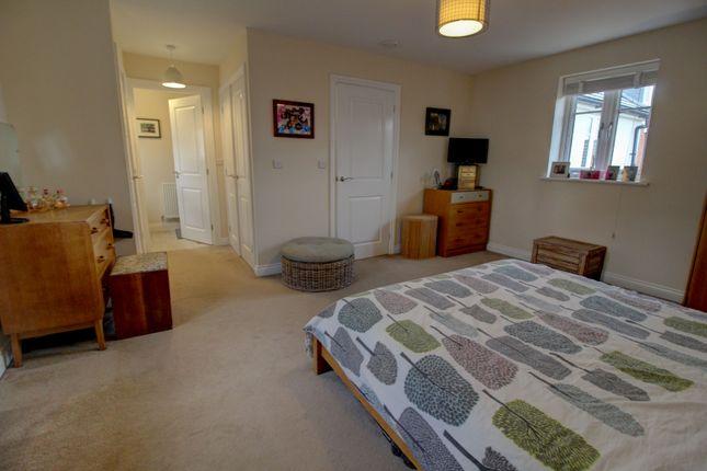 Master Bedroom of Leatherworks Way, Northampton NN3