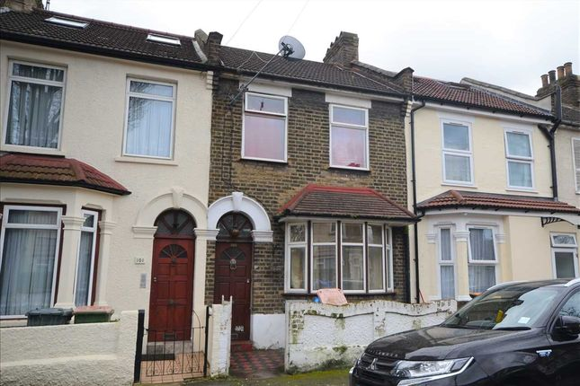 3 bed terraced house for sale in Corporation Street, London E15