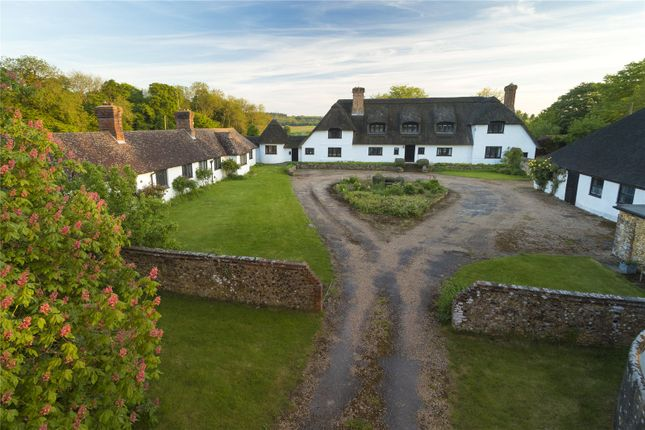 Thumbnail Detached house for sale in Sandy Lane, Stelling Minnis, Canterbury, Kent
