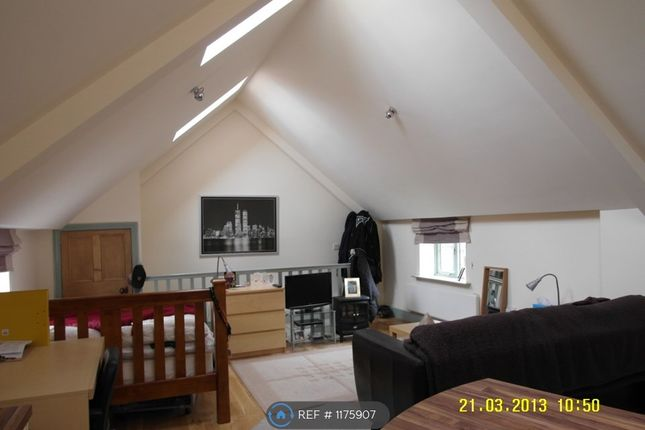 Studio to rent in Easthorpe St, Nottingham NG11