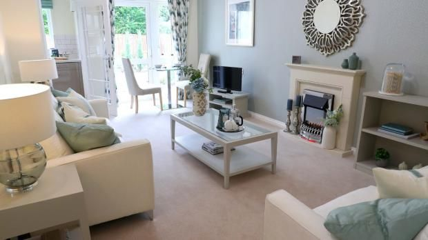 Thumbnail Flat for sale in Woolmans Lodge, Solihull Road, Shirley