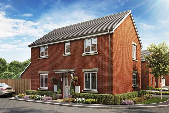 """Thumbnail Detached house for sale in """"The Clayton Corner"""" at Haverhill Road, Little Wratting, Haverhill"""