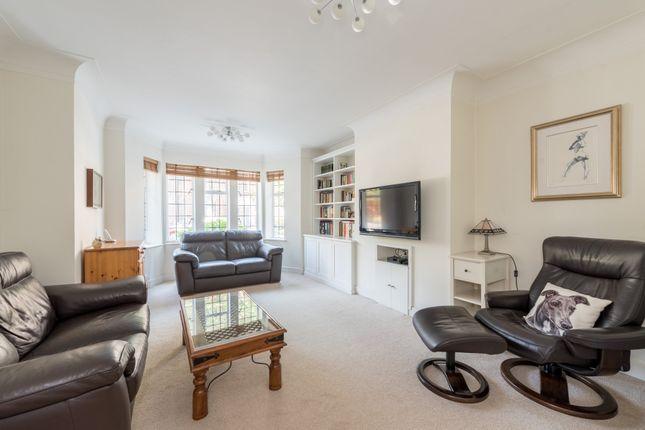 Thumbnail Flat for sale in Tudor Close, Belsize Avenue, London
