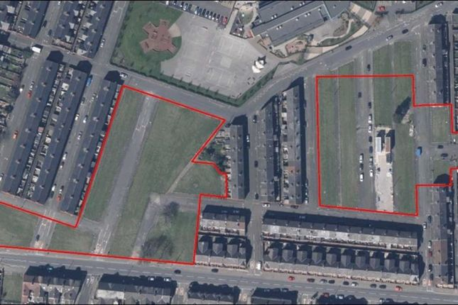 Thumbnail Land for sale in Goulden Street, Salford