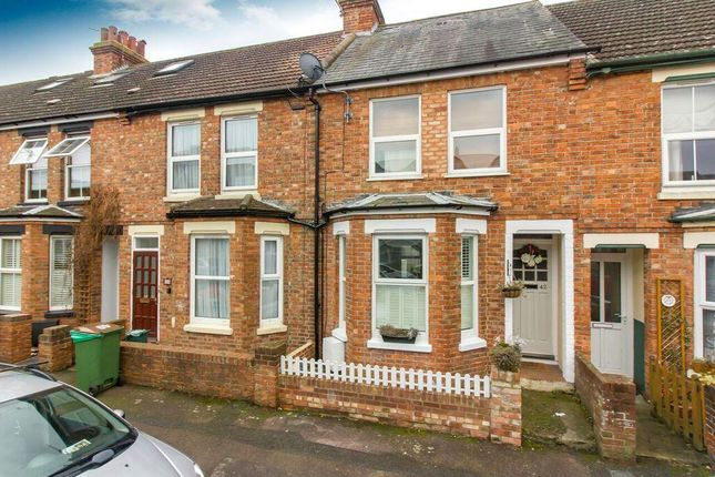 Thumbnail Terraced house for sale in Richmond Street, Folkestone