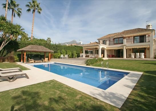 Detached house for sale in Marbella, Malaga, Spain