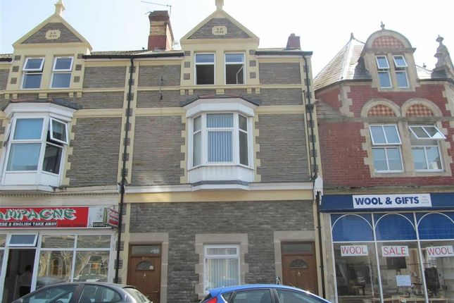 Thumbnail Flat to rent in Holton Road, Barry, Vale Of Glamorgan