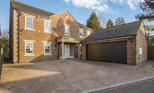 Detached house for sale in Choyce Close, Anstey, Leicester, Leicestershire