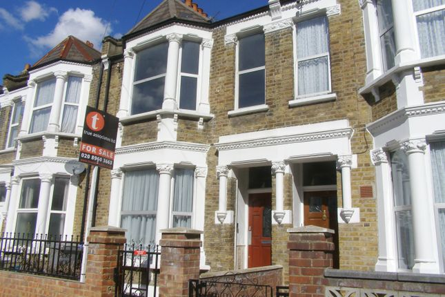 Thumbnail Terraced house for sale in Pember Road, London