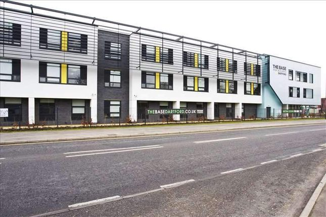 Thumbnail Office to let in The Base, Dartford