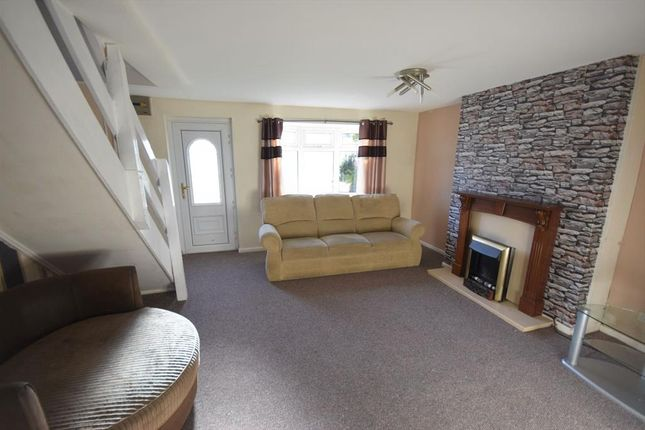 Lounge of Duddon Close, Peterlee, County Durham SR8