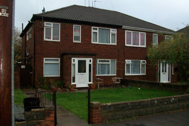 Thumbnail Maisonette to rent in 22 Shelley Close, Hayes