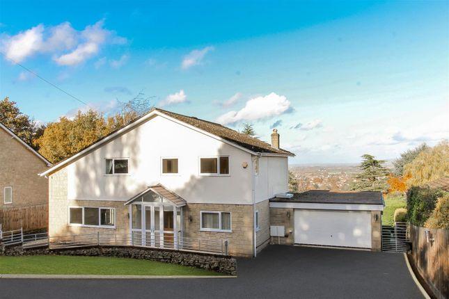 Thumbnail Detached house for sale in Camp Road, Battledown, Charlton Kings, Cheltenham