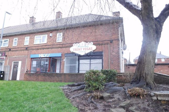 Retail premises to let in Woodberry Close, Stoke-On-Trent, Staffordshire