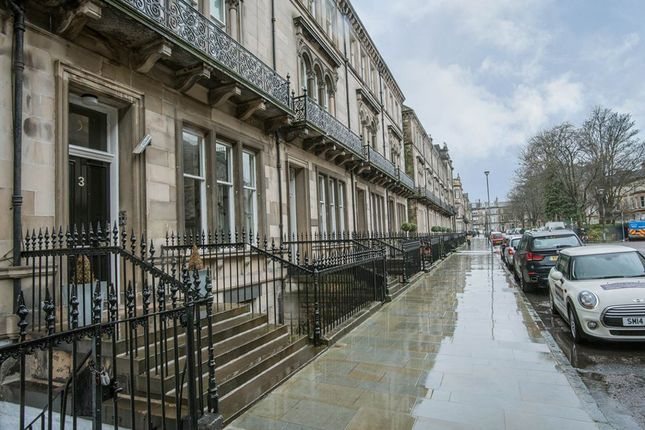 Thumbnail Flat to rent in Rothesay Place, West End, Edinburgh