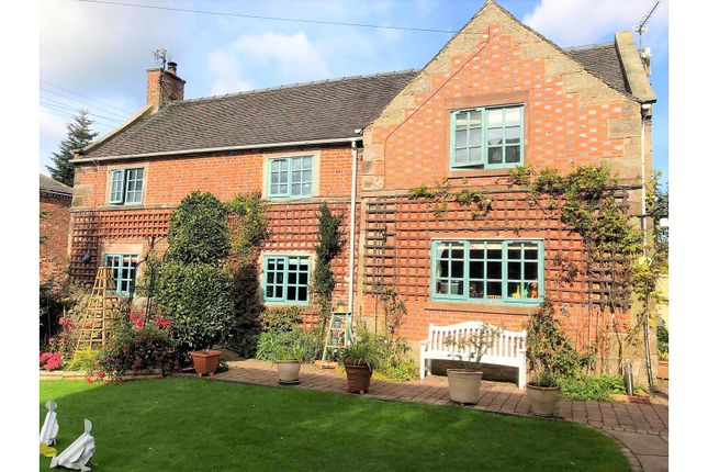 Thumbnail Detached house for sale in School Green, Stoke-On-Trent