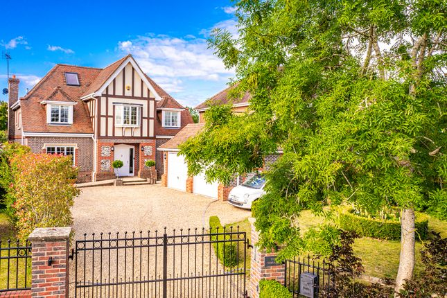 Thumbnail Detached house for sale in The Topiary, Upper Basildon
