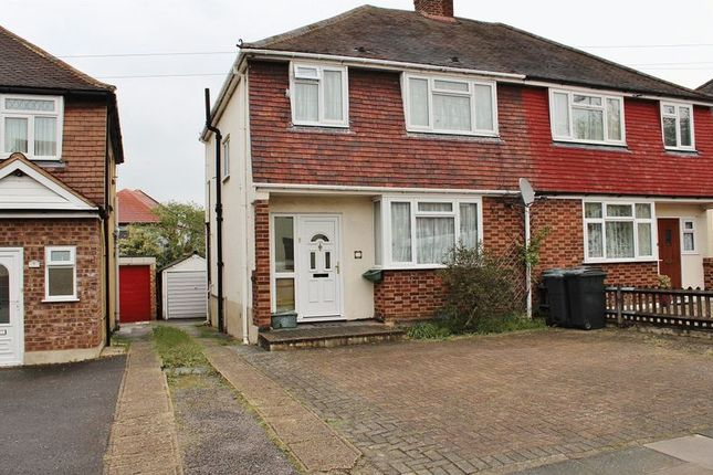 Thumbnail Property to rent in Cox Lane, Chessington