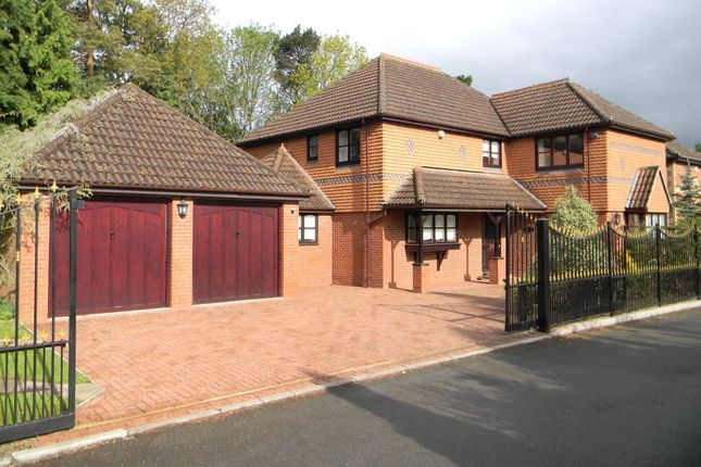 Thumbnail Detached house to rent in Kingshill Way, Berkhamsted