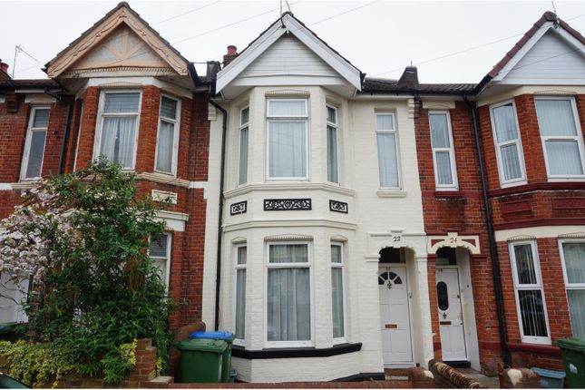 Thumbnail Terraced house for sale in Emsworth Road, Shirley, Southampton