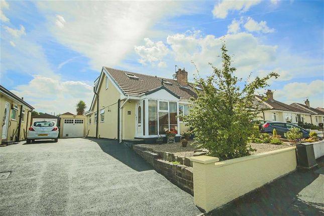 Thumbnail Semi-detached bungalow for sale in St. Michael's Close, Blackburn
