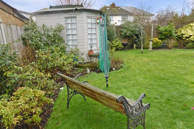 Thumbnail Bungalow for sale in Richmond Road, Whitstable, Kent