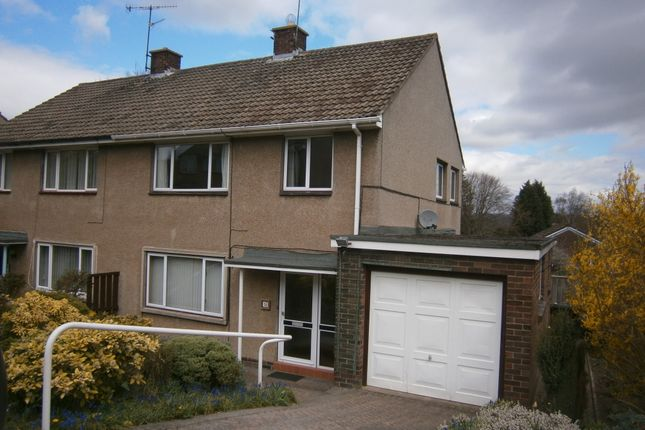 Thumbnail Semi-detached house to rent in Valebrook, Hexham
