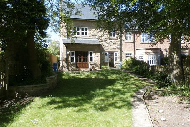 Thumbnail Town house to rent in Greens Park, Warkworth, Morpeth